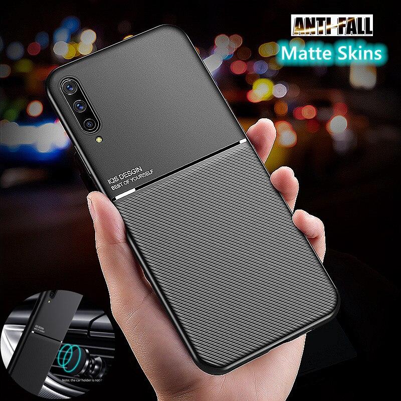 Чехол на магните для телефона Samsung Galaxy A50 A51 A71 A30S M21 A21S A70 A30 A20 A10 M30S матовый отделением для кредитных карт чехол для Samsung 50 51 71 30С Отсчетом Бамперы      АлиЭкспресс