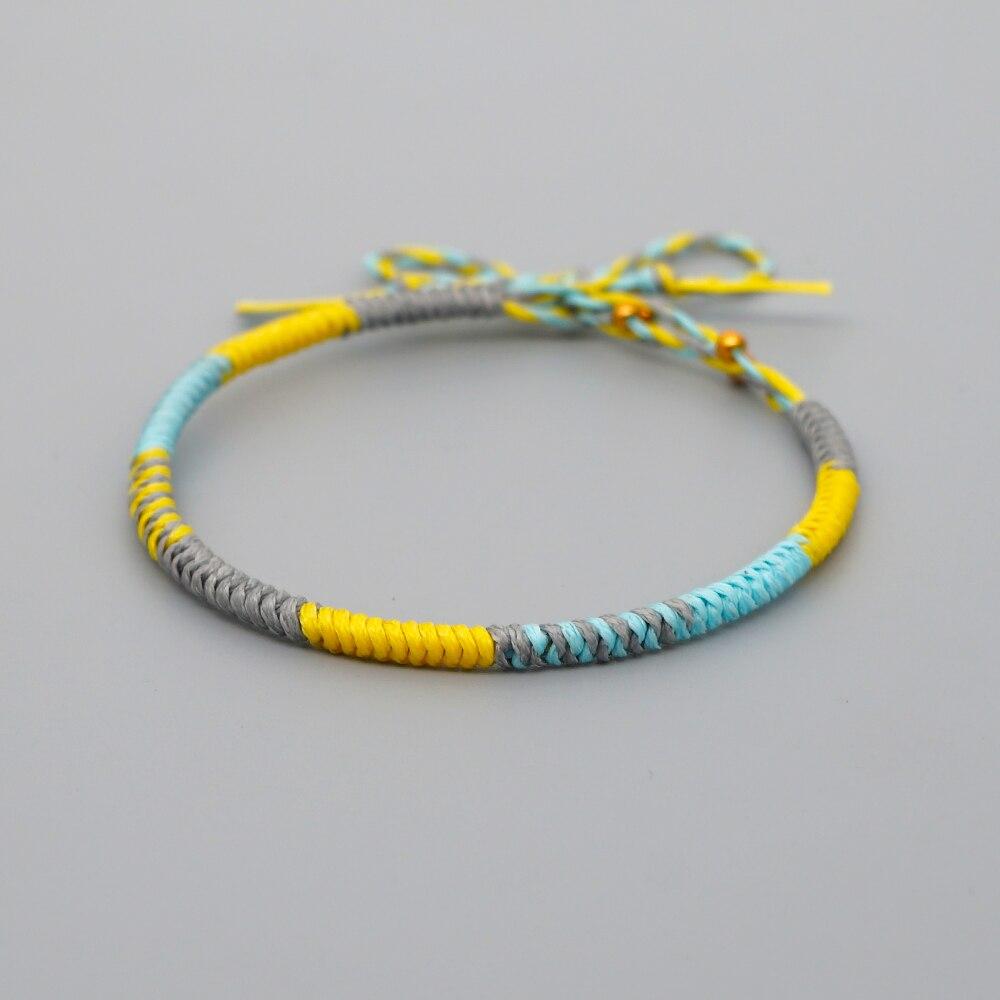 GO2BOHO Bracelet Women Boho Multicolor Braided Bracelets Men Femme Bohemian Pulseras Mujer Handmade Jewelry 2020 Newest Gift