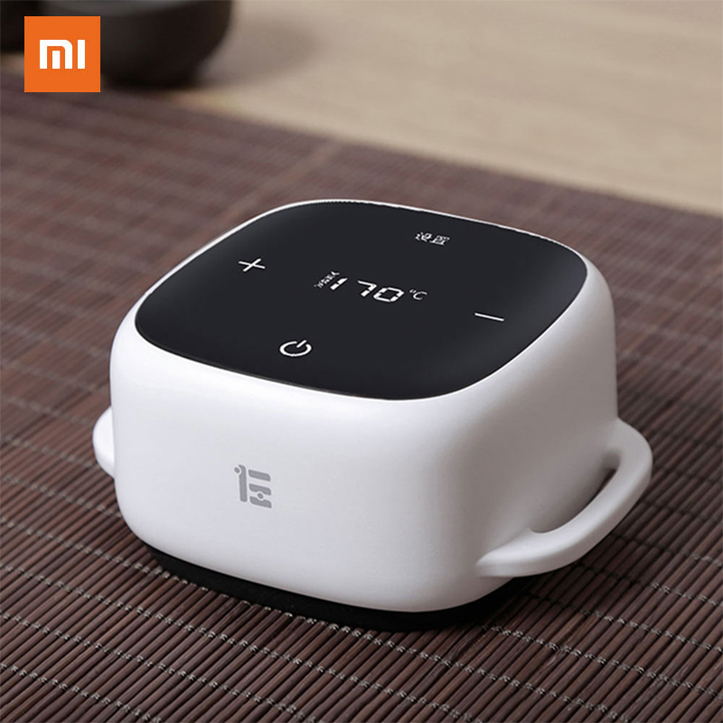 XIAOMI Portable Left Point Intelligent Moxibustion Box Screen Intelligent Temperature Control Display Screen Moxibustion Box