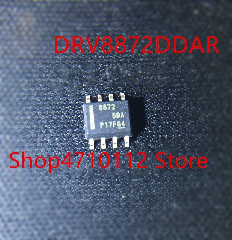 Free Shipping 10PCS/LOT NEW DRV8872DDAR DRV8872DDA DRV8872 8872 HSOP-8