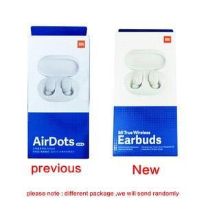 Image 5 - Xiaomi mi AirDots TWS Auricolari Bluetooth Senza Fili In ear Auricolari Auricolare con Il Mic e Dock di Ricarica Scatola Gioventù versione