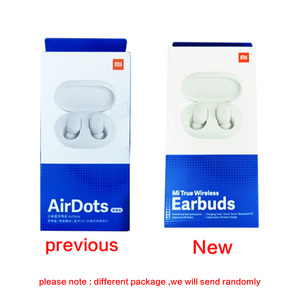 Image 5 - Xiaomi mi AirDots TWS Bluetooth Earphones Wireless In ear Earbuds Earphone Headset with Mic and Charging Dock Box Youth Version
