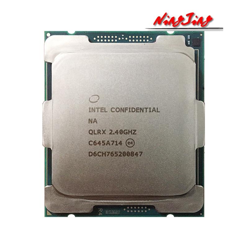 Процессор Intel Core i9 7900X ES QLRX десятиядерный, двадцать потоков, процессор 13,75 M LGA 2066 требуется Материнская плата MSI ASROCK GIGABYTE X299