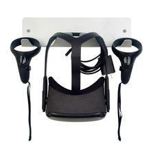 1 סט קיר הר Stand מחזיק עבור צוהר קרע S Quest HTC Vive פלייסטיישן VR ערכת