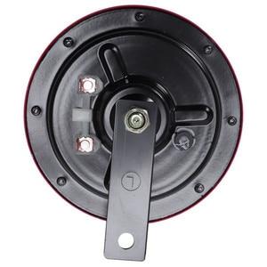 Image 5 - Supertone Dual Auto Grille Horn (Paar) 12V 139dB Für Subaru Impreza WRX Evo Neue (Rot/Schwarz)