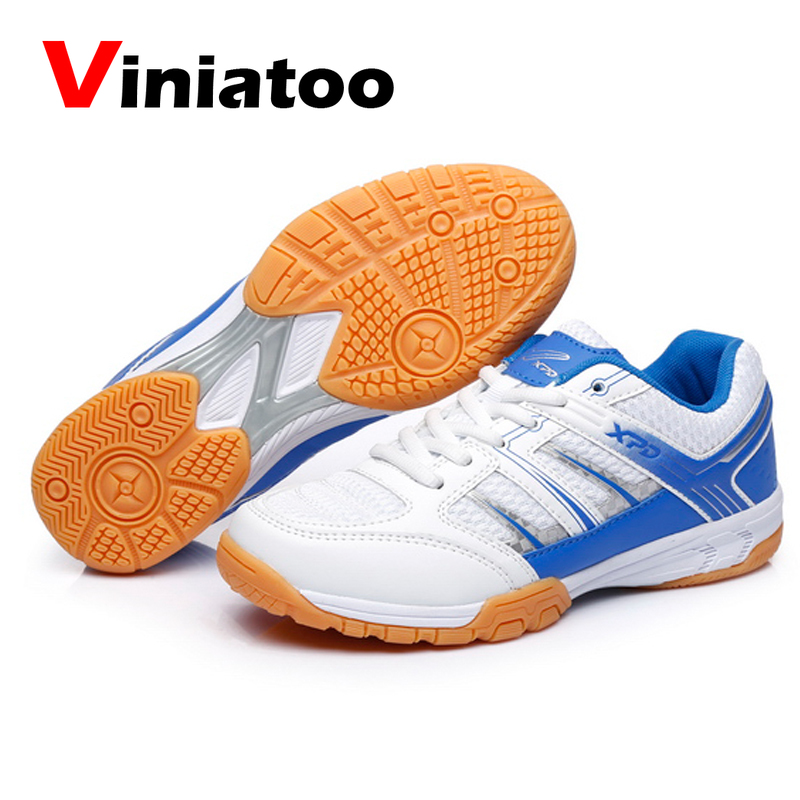 Indoor Badminton Shoes For Women Professional Volleyball Shoes Girls Spring Summer Anti Slip Athletic Table Tennis Sneakers Men