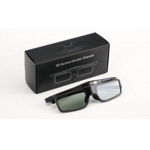 Image 5 - Новинка, Bluetooth очки BT RF, 3D очки с затвором, очки для проектора Epson, домашнего кинотеатра, Samsung Sharp, Sony, Panasonic, 3d ТВ