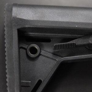Image 4 - XPOWER MOE Stock SL Style для пневматического ружья Airsoft Paintball аксессуары M4A1 Gel Blaster коробка передач Gen8 Jinming9 JIQU игрушечный пистолет Xpower