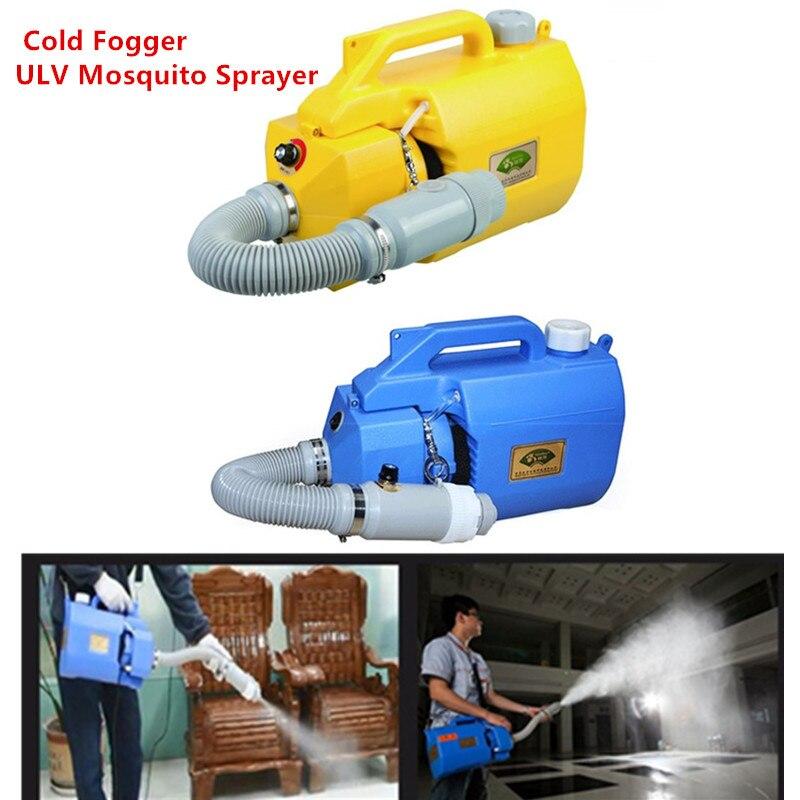 electric ULV Sprayer Mosquito Nebulization Machine Smart Ultra Low Capacity Nebulizer 110V / 220V