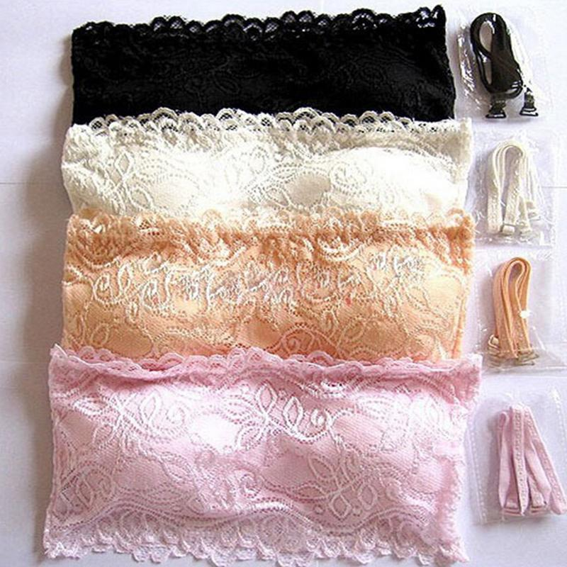 Sexy Floral Lace Bra Wire Bra Bustier Sheer Top Seamless Bralette Transparent Cup Wireless Bras Brassiere Lingerie Underwear