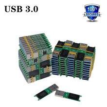 Fabriek Groothandel 1-100Pcs Usb 3.0 Flash Drive Chip Pen Drive 128Gb 4Gb 8Gb 16gb 64Gb Cle Usb 32 Gb Memory Stick Hoge Snelheid Chip