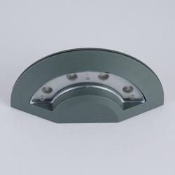 12W zewnętrzna lampa ścienna na zewnątrz światła z LED aluminium kinkiet lampa wodoodporna Ip65 willa dziedziniec kinkiet