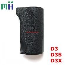 Nueva goma Original CF cubierta de tarjeta de goma para Nikon D3S D3 D3X piezas de reparación de cámara