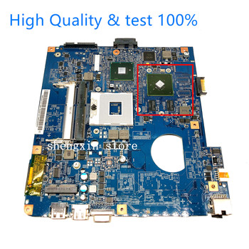 For ACER 4741 laptop motherboard 4741G HM55 GF310M 512M 09920-3 JE40-CP 48.4GY02.031 mainboard