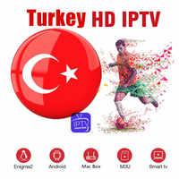 Premium Turkey IPTV M3U Subscription Abonnement Arabic Italy USA Portugal Turkish VOD Movies with XXX Android Smart TV enigma2
