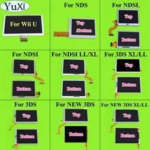 ЖК дисплей yuxi для nintendo ds lite nds ndsl ndsi 3ds ll xl