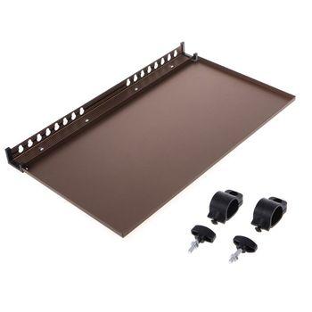 Regulowana aluminiowa sztaluga taca szkic akwarela gwasz szkic sztaluga metalowa taca szkic Rack tace tanie i dobre opinie CN (pochodzenie)
