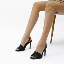 2020 Summer New Fashion High Heels Sandals Women