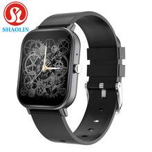 Shaolin Smart Horloge Mannen Vrouwen Sport Klok Hartslag Bloeddrukmeter P8 Smartwatch Voor Apple Horloge Ios Android Horloge