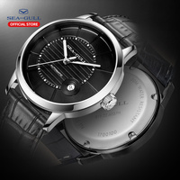 Seagull Simple watch watches men Waterproof mechanical watch high quality watches automatic for men Business watch 819.12.6037|Mechanical Watches| |  -