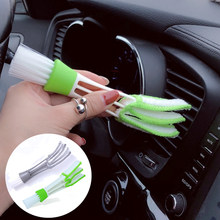 Voiture Propre Outils Brosse pour Audi A3 A4 B6 B8 B7 B5 B9 A6 C5 C6 C7 4F A5 Q5 Q7 TT 8P 8V 8L 80 100 A1 Q3 A8 A2 A7 S3 S4 S line R8 RS(China)