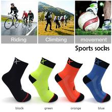 Cycling-Socks Sport Bike Breathable Driving Hiking Outdoor Fit-For Men's