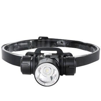 Underwater 100m XM-L L2 LED Diving Flashlight IPX8 Scuba Diver Head Torch Light 18650 Lantern Submarine Light Spearfishing Lamp цена 2017