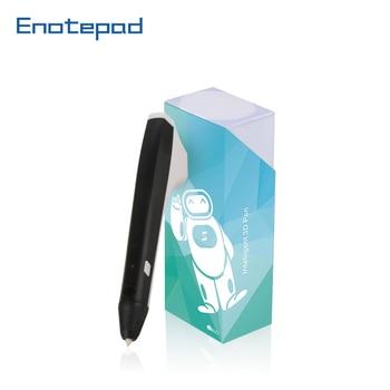 Filamento PLA PCL ecológico para niños, pluma de impresión 3D, sublimación profesional, 3 unidades