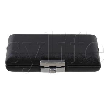 Czarny obój Reed Case na 3 szt Stroiki trzymaj 9 2 x 4 5x 1 5cm tanie i dobre opinie SYLIFE CN (pochodzenie) Black