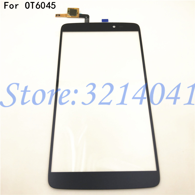 Top Quality 5.5 inches For <font><b>Alcatel</b></font> One Touch Idol 3 OT6045 6045Y 6045K Touch Screen Digitizer Sensor Outer Glass Lens Panel image