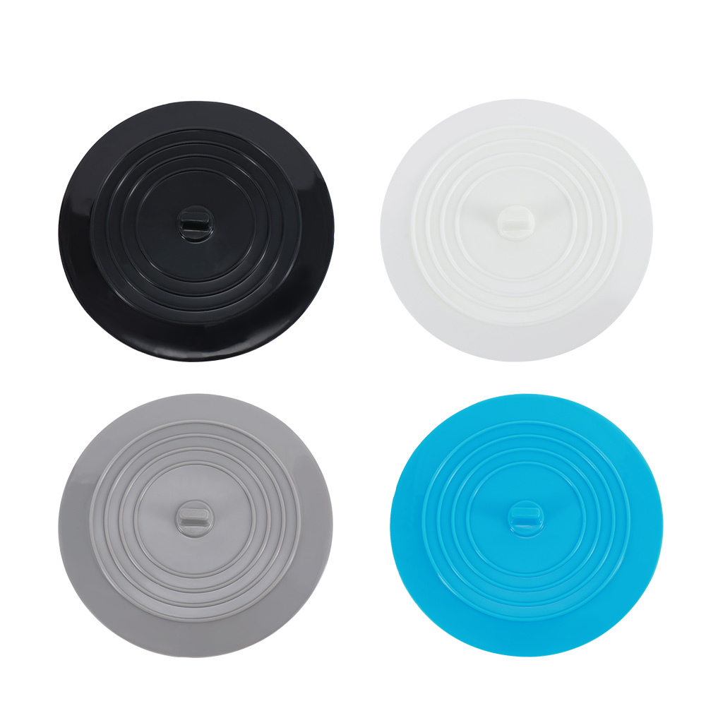 Liery 15cm Silicone Sink Plug Universal Drain Stopper For Kitchens Bathrooms And Laundries Shower Tub Plastic Metal Or Ceramic Tubs