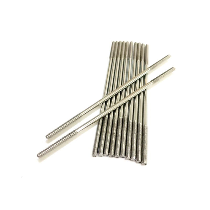 5PCS Linkage Rod M3 Double Thread Link For RC Car Airplane Boat Steering Parts