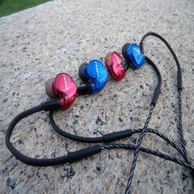 Office KINERA Bd005 ring iron bass into the ear Bluetooth sports in-ear earphone for the phone ear noise reduction DIY 1