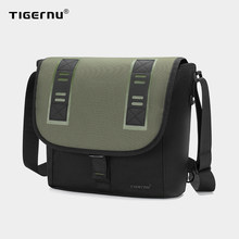 Tigernu nouveau sac de messager hommes Anti-vol voyage sacs à bandoulière mode marque de luxe sac à bandoulière sac étanche homme sac pour hommes