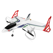 X420 Kids FPV 2.4G 6CH Aerobatic Mini 3D Landing Transmitter Drone EPP Outdoor Vertical Takeoff RC Airplane Aircraft Toys