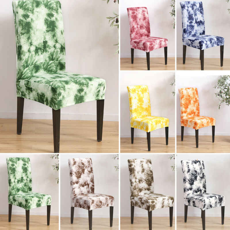 New Arrival Graffiti Spandex Chair Cover Multi Color Wedding Party Banquet Dining Room Decor Home Office Rest Room Chair Cover Chair Cover Aliexpress
