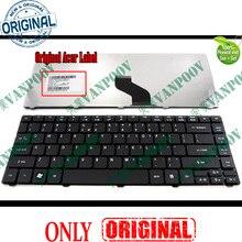 Neue US Laptop tastatur für Acer Aspire 3810 3410 3820 3810T 4735 4735G 4735Z 4736 4736G 4736Z 4740 4741 4745 schwarz V104646AS3