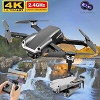 Nuovo K99MAX evitamento degli ostacoli MINI Drone 4K HD fotografia aerea professionale Dron Wifi FPV RC Quadcopter giocattolo regalo per bambini