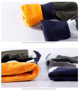 Image 5 - מותג בני סוודר חורף תינוק ילד צמר סוודר הלבשה עליונה ילדי כותנה לעבות סוודר ילדי סוודר בני סריגי חולצות