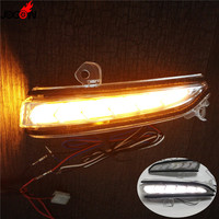 Dynamic Turn Signal Light + Parking +Puddle LED Side Rearview Mirror Sequential Indicator For Ford Fusion / Mondeo 2013-2018