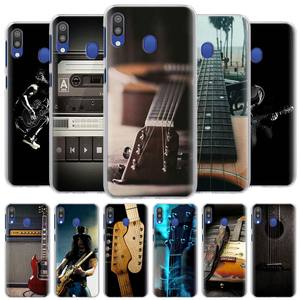 Чехол для телефона с гитарным усилителем marshall, Жесткий Чехол для Samsung Galaxy A10, A20, A30, A40, A50, A70, A51, A71, A11, A21, A31, A91
