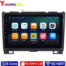 6G RAM/8 cœurs/Android 10.0 lecteur multimédia de voiture DVD Gps pour Haval vol stationnaire grande muraille H5 H3 avec DSP Carplay IPS Radio