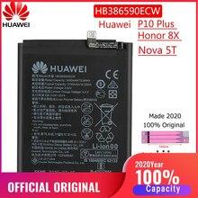Batterie d'origine, pour Huawei Honor 8X Glory 8X / View 10 Lite / Nova 5T L22 L23 L42, nouvelle collection