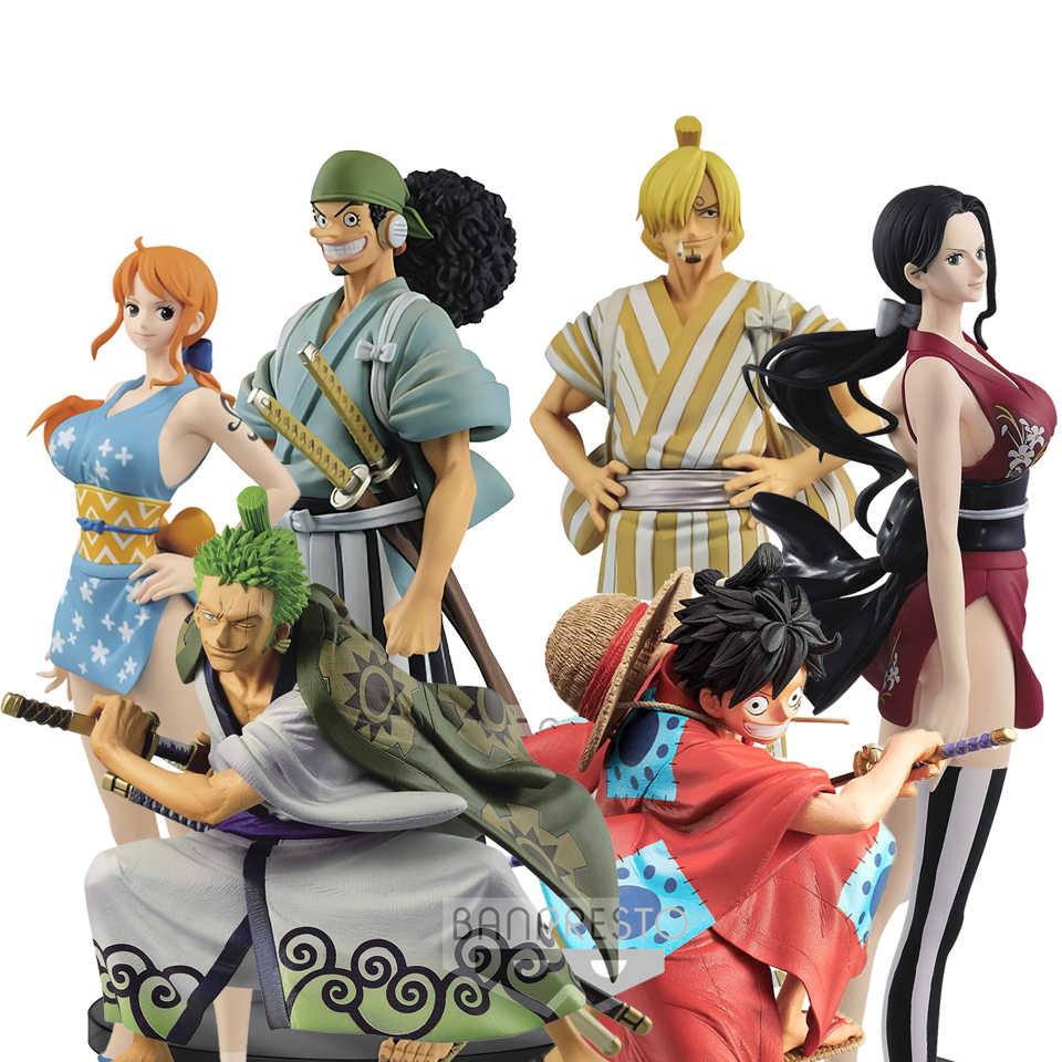 16cm figure OP One Piece DXF ~ THE GRANDLINE LADY ~ Wano countries vol.1 Nami