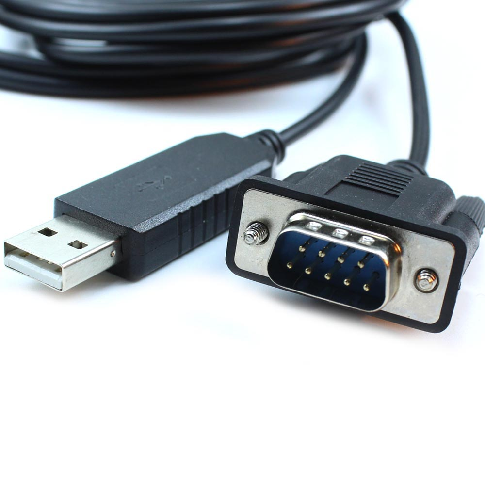 USB TTL TO DB9 Male For Skywatcher EQ6 To PC EQMOD RJ12 EQDirect Cable