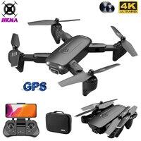 F6 GPS Drone 4k Professional Dual-HD Kamera 5G WiFi RC Quadcopter Mit Optischen Fluss Positionierung Faltbare Flugzeug kind Geschenke