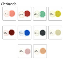 Chzimade 10g Each Bottle Embossing Powder Pigment Stamping Clear Ink Pad Pen Scrapbooking Craft Metallic Paint Decoration