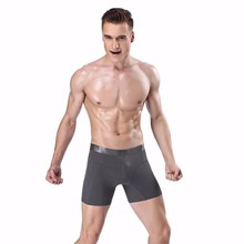 Man Underwear Mens Boxers Gay Boxershorts Men Underware Panties Cotton Pull in Sexy Pouch hombre