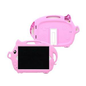 Image 2 - Чехол для iPad 10,2 2019, детский противоударный чехол для планшета, медицинский силиконовый чехол с рисунком поросенка для Apple iPad 7 7, 10,2 дюймов, чехол