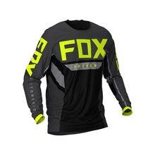 Hptrem fox – camisoles de montagne pour hommes, vêtements de sport pour Motocross, 2021